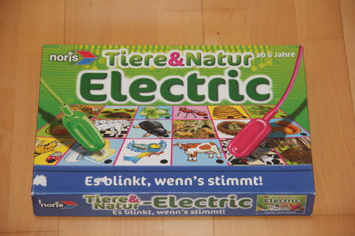 Tiere & Natur Electric - Noris