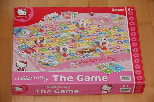 Hello Kitty Spiel