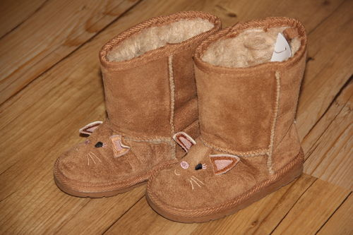 Stiefel mit Hase - Young Dimension - Gr. 22